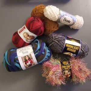 Assorted Yarn Bundle